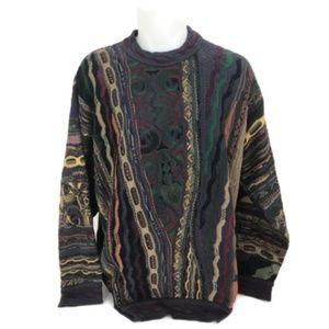Vintage 1990s COOGI Australia Men's Sweater
